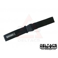 BHD Quick Release Tactical Gear Belt - Black